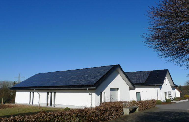 Referenz Photovoltaikanlage